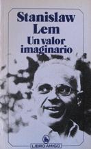 Portada UN VALOR IMAGINARIO - STANISLAW LEM - BRUGUERA