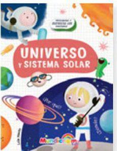 Portada UNIVERSO Y SISTEMA SOLAR - EQUIPO EDITORIAL - LIBSA