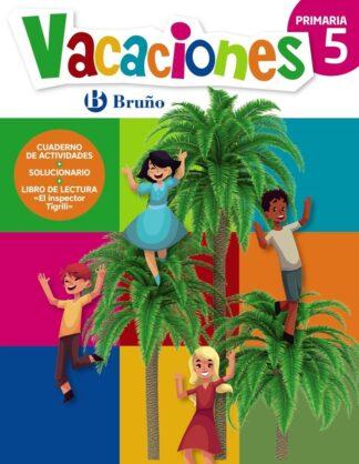 Portada VACACIONES 5 EP. (17). BRUÑO. -  - BRUÑO