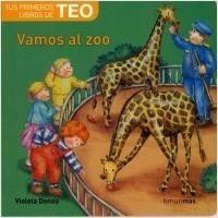 Portada VAMOS AL ZOO -  - CIRCULO DE LECTORES