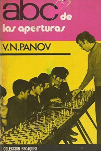 Portada ABC DE LAS APERTURAS  - V N PANOV - MARTINEZ ROCA