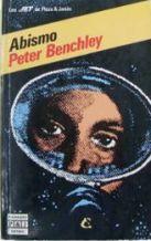 Portada ABISMO - PETER BENCHLEY - PLAZA Y JANES