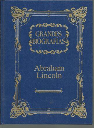Portada ABRAHAM LINCOLN - VVAA - NAUTA