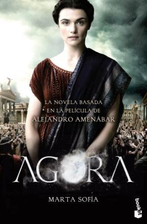 Portada AGORA - MARTA SOFIA - BOOKET