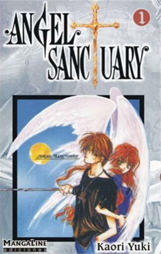 Portada ANGEL SANCTUARY Nº1 - KAORI YUKI -