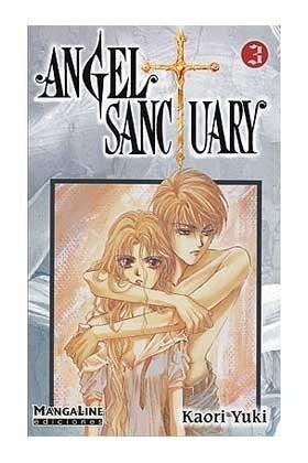 Portada ANGEL SANCTUARY Nº3 - KAORI YUKI -