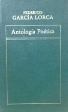 Portada ANTOLOGIA POETICA - FEDERICO GARCIA LORCA - ORBIS