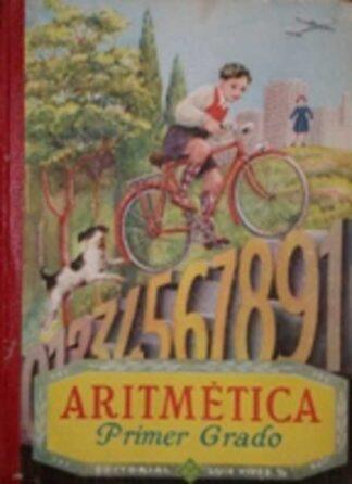 Portada ARITMETICA PRIMER GRADO - VARIOS AUTORES - LUIS VIVES