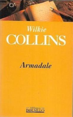 Portada ARMADALE - WILKIE COLLINS - EDICIONES B