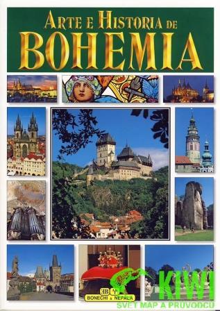 Portada ARTE E HISTORIA DE BOHEMIA - VARIOS AUTORES - BONECHI