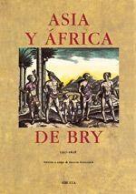 Portada ASIA Y ÁFRICA - TEODORO DE BRY - SIRUELA