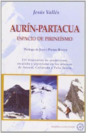 Portada AURIN-PARTACUA ESPACIO PIRINEISMO - VALLES JESUS - MANDALA