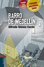 Portada BARRO DE MEDELLIN - ALFREDO GOMEZ CERDA - EDELVIVES
