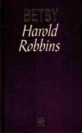 Portada BETSY - HAROLD ROBBINS - RBA