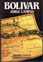 Portada BOLIVAR - JORGE CAMPOS - BIBLIOTECA BASICA SALVAT