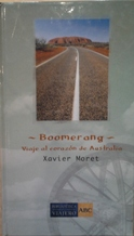 Portada BOOMERANG - XAVIER MORET - ABC