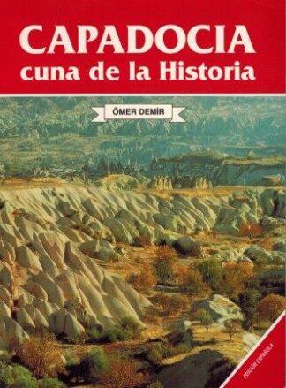 Portada CAPADOCIA CUNA DE LA HISTORIA - OMER DEMIR -