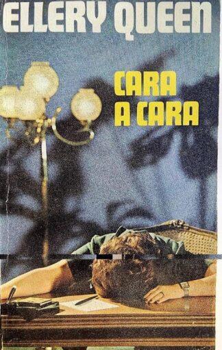 Portada CARA A CARA - ELLERY QUEEN - PICAZO