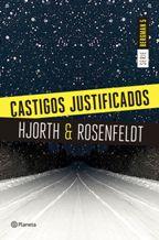 Portada CASTIGOS JUSTIFICADOS - HJORTH & ROSENFELDT - PLANETA