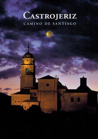 Portada CASTROJERIZ. CAMINO DE SANTIAGO - RUIZ GARRASTACHO. ANGEL - EDITUR