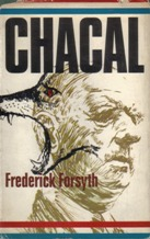Portada CHACAL - FREDERICK FORSYTH - PLAZA Y JANES