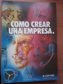 Portada COMO CREAR UNA EMPRESA - CEPYME - CECE