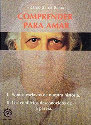 Portada COMPRENDER PARA AMAR - RICARDO SARRIA SALAS - MANDALA