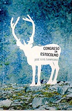 Portada CONGRESO EN ESTOCOLMO - JOSE LUIS SAMPEDRO - DEBOLSILLO