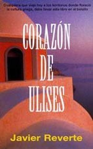 Portada CORAZÓN DE ULISES - JAVIER MARTÍNEZ REVERTE - ALFAGUARA