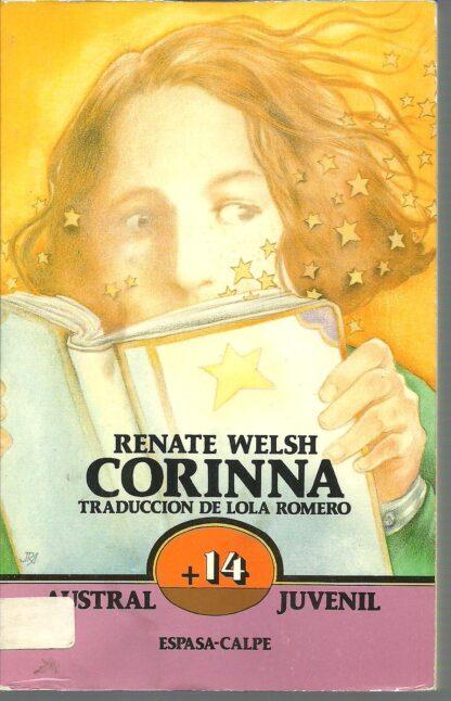 Portada CORINNA - RENATE WELSH - ESPASA CALPE