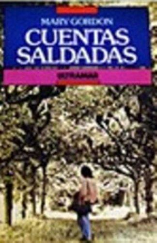 Portada CUENTAS SALDADAS - MARY GORDON - ULTRAMAR