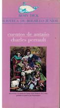 Portada CUENTOS DE ANTAÑO - CHARLES PERRAULT - LA GAYA CIENCIA