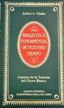 Portada CUENTOS DE LA TABERNA DEL CIERVO BLANCO - ARTHUR C. CLARKE - ALIANZA