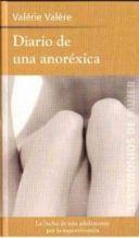 Portada DIARIO DE UNA ANOREXICA - VALERIE VALERE - RBA