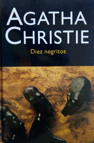 Portada DIEZ NEGRITOS - AGATHA CHRISTIE - MOLINO