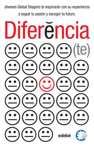 Portada DIFERENCIATE - PROYECTO JOVENES GLOBAL SHAPERS - EDEBE