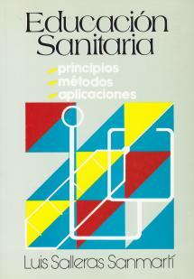 Portada EDUCACIÓN SANITARIA - LUIS SALLERAS SANMARTÍ - DIAZ DE SANTOS