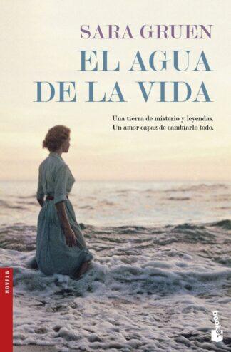 Portada EL AGUA DE LA VIDA - SARA GRUEN - BOOKET