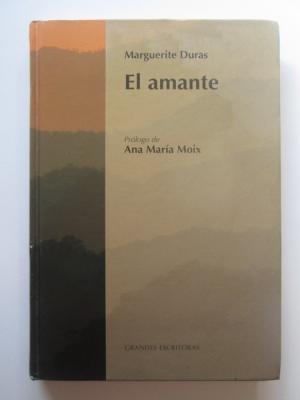 Portada EL AMANTE - MARGUERITE DURAS - RBA
