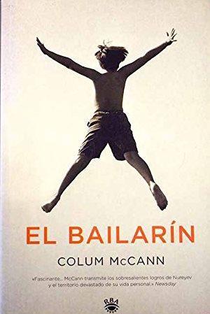 Portada EL BAILARIN - COLUM MCCANN - RBA