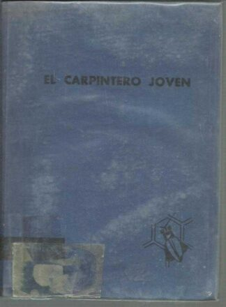 Portada EL CARPINTERO JOVEN - VICTOR LOMBAY - SANTILLANA