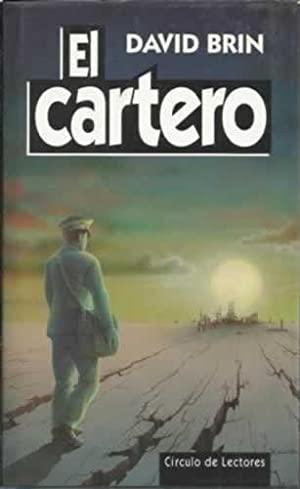 Portada EL CARTERO - DAVID BRIN - CIRCULO DE LECTORES