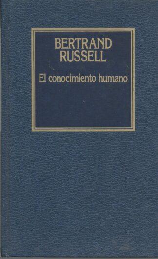 Portada EL CONOCIMIENTO HUMANO - BERTRAND RUSSEL - ORBIS