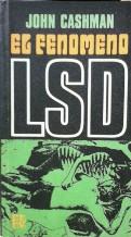Portada EL FENOMENO LSD - JOHN CASHMAN - PLAZA Y JANES
