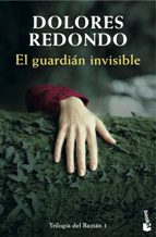 Portada EL GUARDIÁN INVISIBLE - DOLORES REDONDO - BOOKET