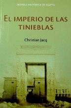 Portada EL IMPERIO DE LAS TINIEBLAS (LA REINA LIBERTAD I) - CHRISTIAN JACQ - RBA