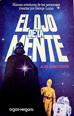 Portada EL OJO DE LA MENTE - ALAN DEAN FOSTER - MUNDO ACTUAL DE EDICIONES