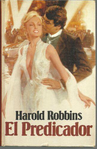 Portada EL PREDICADOR - HAROLD ROBBINS - MUNDO ACTUAL DE EDICIONES