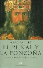 Portada EL PUÑAL Y LA PONZOÑA - MARC PAILLET - MUCHNIK EDITORES