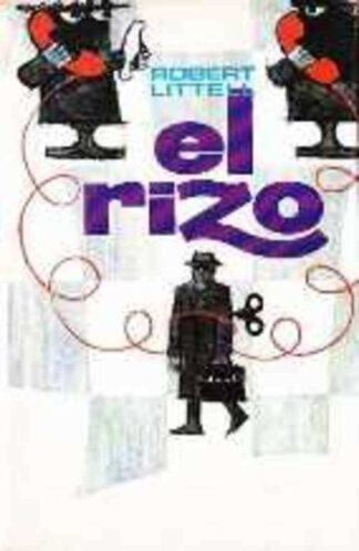 Portada EL RIZO - ROBERT LITTELL - PLAZA Y JANES